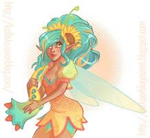 Summer Fairy +collab+