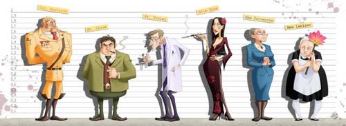 Who killed Dr Lenoir ?