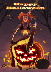 Halloween ! by JackPot-84