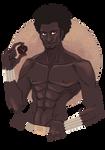 Chocolate Muffin by jackpot-comics