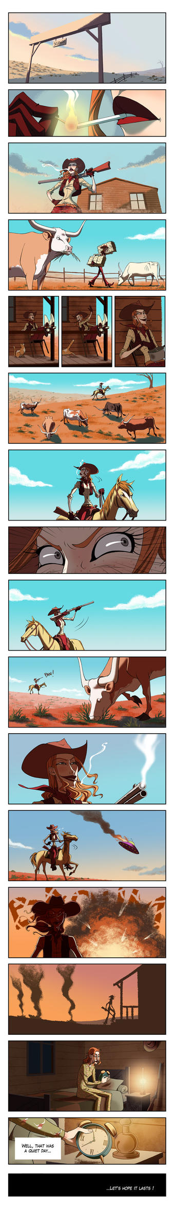 Jo strip 01 by JackPot-84