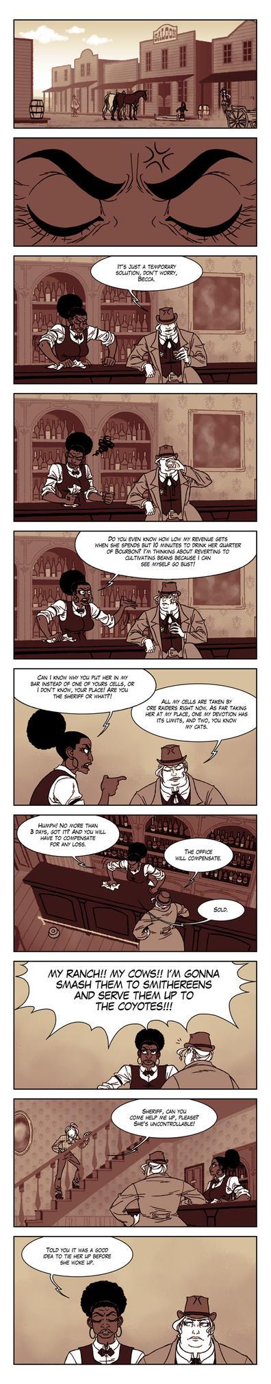 Jo strip 28 by JackPot-84