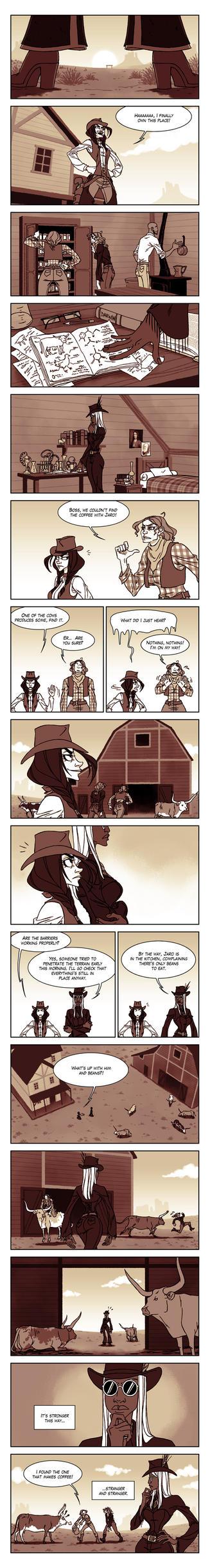 Jo strip 29 by JackPot-84
