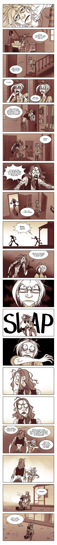 Jo strip 49 by JackPot-84