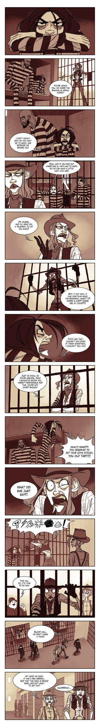 Jo strip 52 by JackPot-84