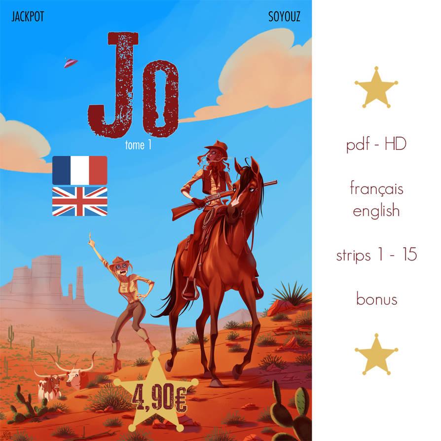 JO VOL 1 PDF VERSION FR/EN AVAILABLE! by JackPot-84