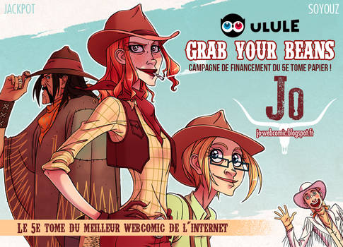 GRAB YOUR BEANS - campagne Ulule !