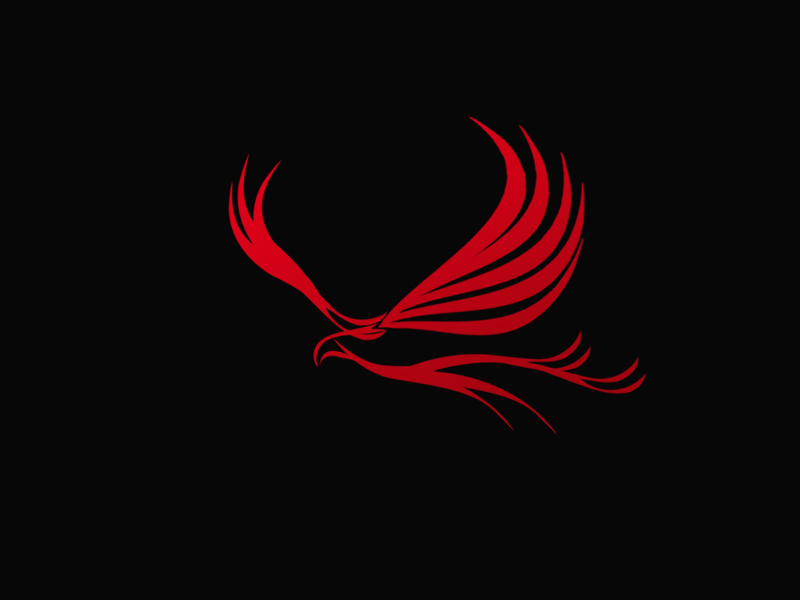 Galerry company logos that are red