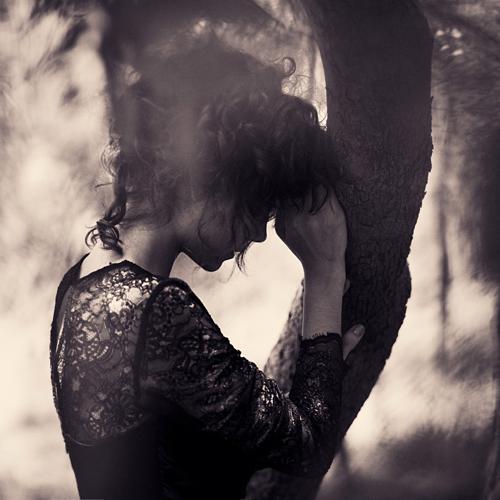 Poisened melancholia by EbruSidarPortrait