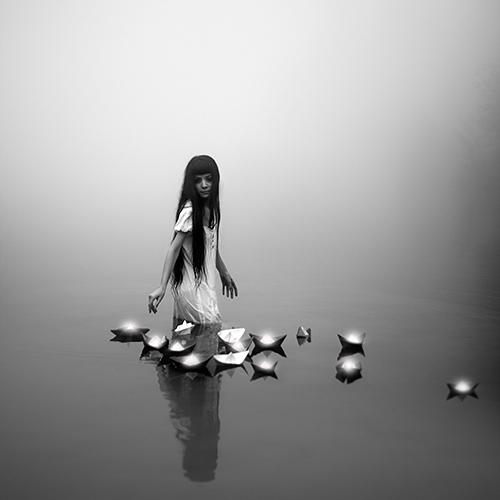 Undine by EbruSidarPortrait