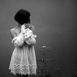 the awakening of innocence by EbruSidarPortrait
