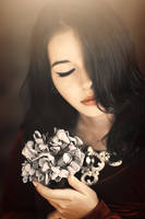 Ashes and dreams by EbruSidarPortrait
