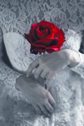 Immortal colour by EbruSidarPortrait