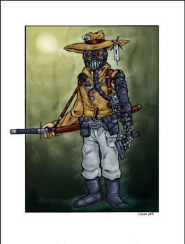 Strange Samurai