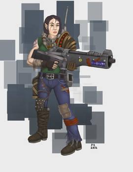 Mechanical Gunner