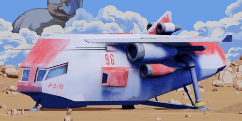 Random Shuttle 01