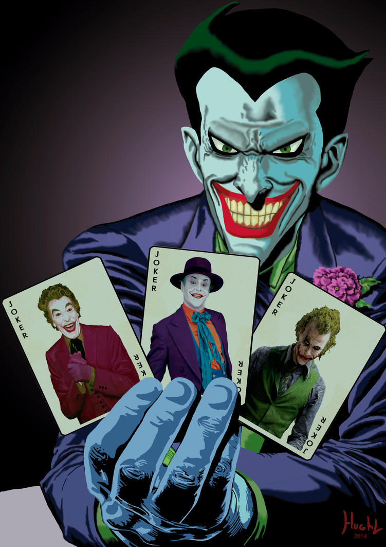 Joker batman the animated series with cards by shinnh on deviantart joker batman the animated series with cards by shinnh voltagebd Choice Image