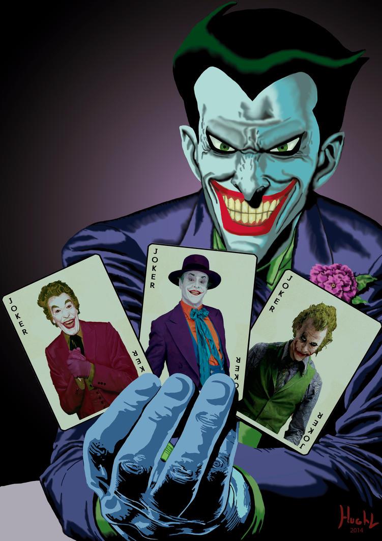 joker cartoon card wallpaper - photo #5