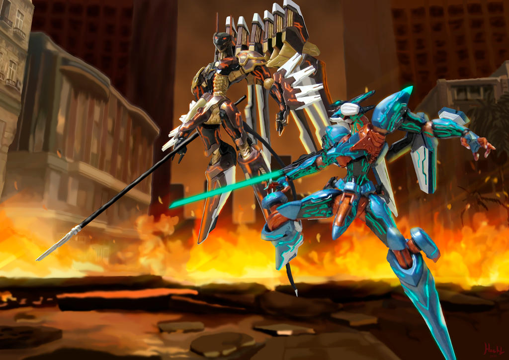 Jehuty &amp- Anubis vs Turn-A Gundam &amp- Turn-X | Spacebattles Forums