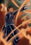Roy Mustang the fire Alchemist
