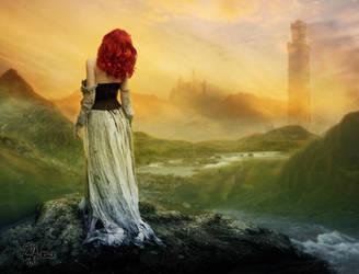 The Lost Kingdom by CherryAbittant