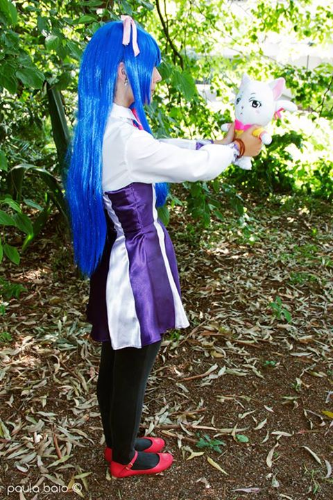 tail fairy Wendy cosplay