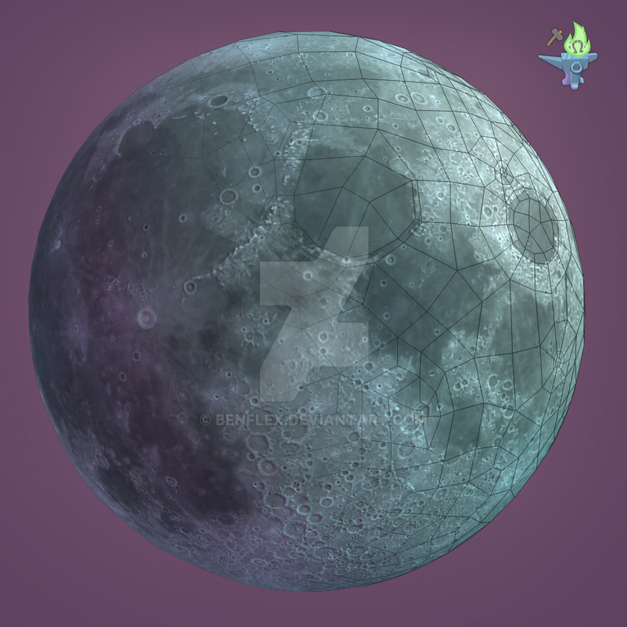 Moon by BenFlex