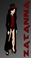 Zatanna redesign