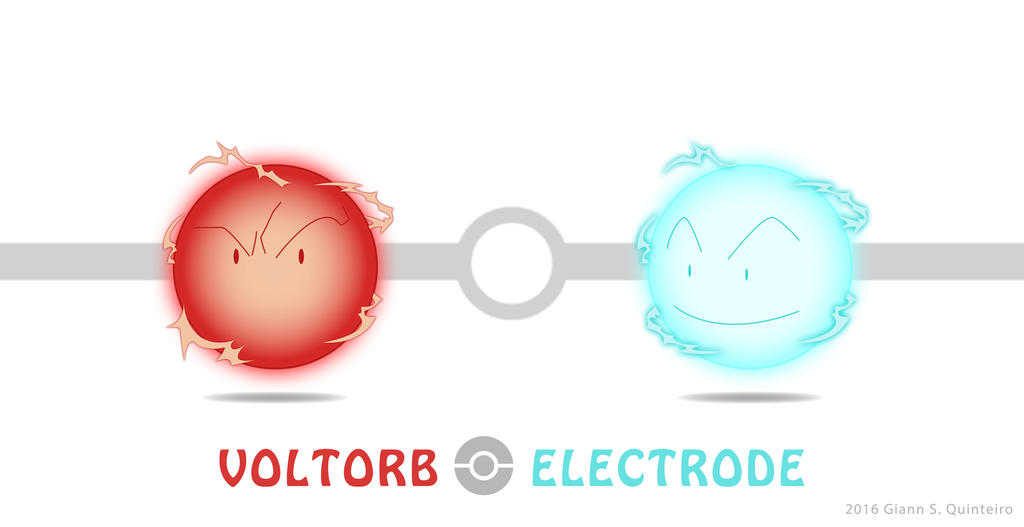 electrode and voltorb - photo #31