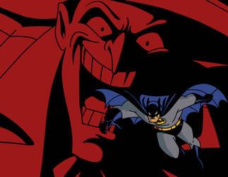 Batman - The Animated Series on Batman-Adventures - DeviantArt