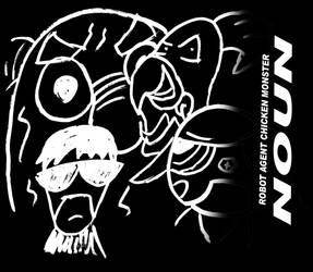 NOUN Soundtrack cover by Derede