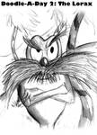 D.A.D 2: The Lorax by Derede