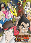 D.A.D 6: Street Fighter X Tekken by Derede