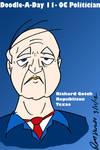 D.A.D 11: OC Politician by Derede