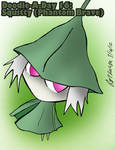 D.A.D 16: Squitty (Phantom Brave) by Derede