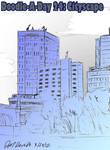 D.A.D 24: Cityscape by Derede