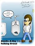 D.A.D 31: A Talking Urinal by Derede