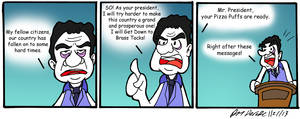 RANDOM: Mr. President