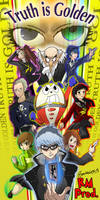 Persona 4: Truth is Golden by Derede