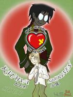 Katawa Shoujo: Beating Heart Side B by Derede