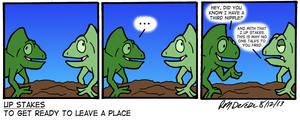 RANDOM: Abrupt Chameleon by Derede