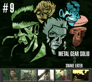 RM Jingle Jangle Countdown: MGS 3 Snake Eater