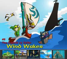 RM Jingle Jangle Countdown: LOZ Wind Waker