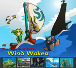 RM Jingle Jangle Countdown: LOZ Wind Waker by Derede
