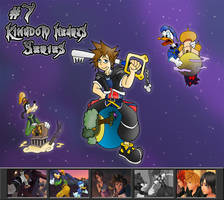 RM Jingle Jangle Countdown: Kingdom Hearts Series