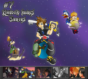 RM Jingle Jangle Countdown: Kingdom Hearts Series