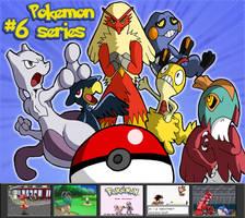 RM Jingle Jangle Countdown: Pokemon Series