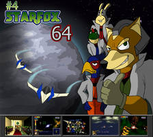 RM Jingle Jangle Countdown: Star Fox 64