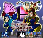 RM Jingle Jangle Countdown: Smash Bros Series by Derede