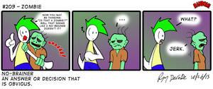 RANDOM: Zombie